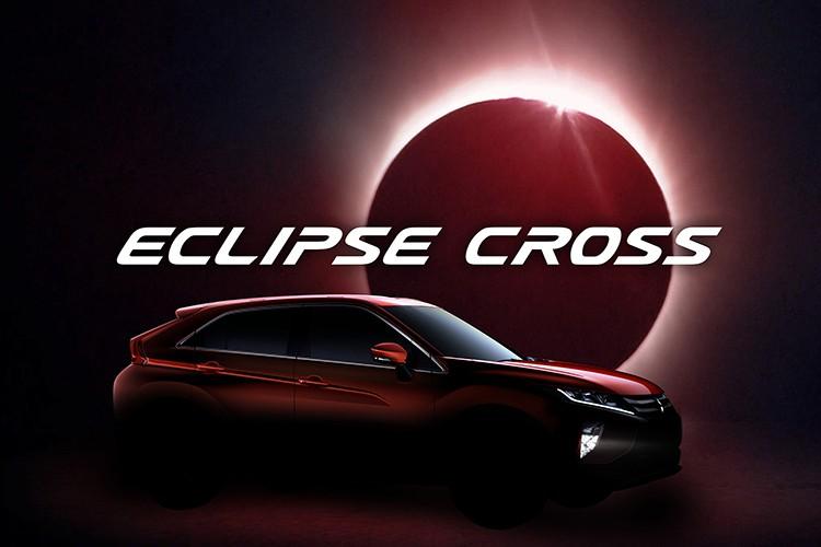 SUV moi Mitsubishi Eclipse Cross sap ra mat toan cau