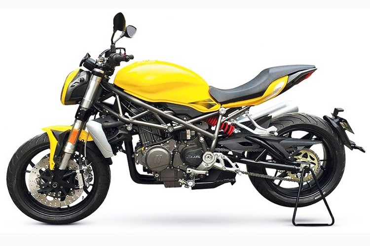 Benelli streetfighter 750GS