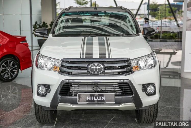 Toyota Hilux ban dac biet gia 644 trieu tai Malaysia-Hinh-12