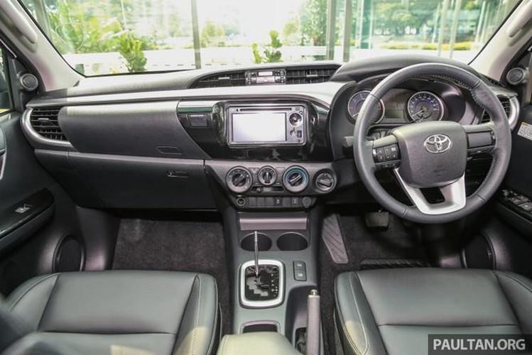 Toyota Hilux ban dac biet gia 644 trieu tai Malaysia-Hinh-7