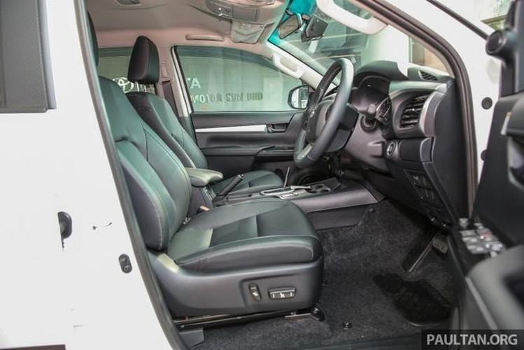 Toyota Hilux ban dac biet gia 644 trieu tai Malaysia-Hinh-8