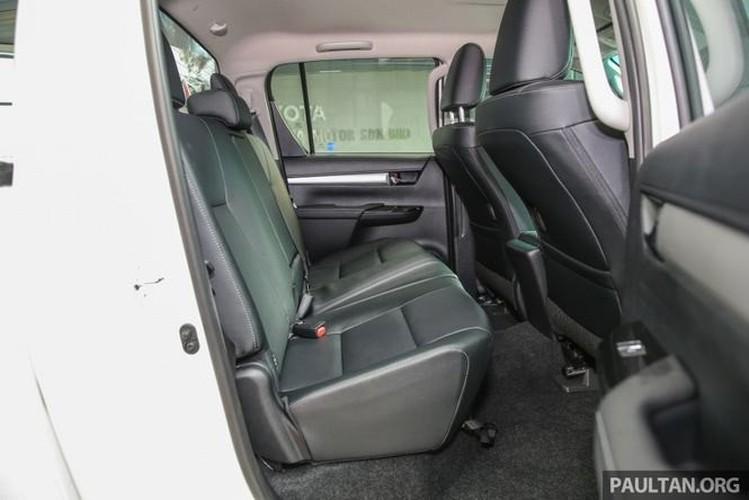 Toyota Hilux ban dac biet gia 644 trieu tai Malaysia-Hinh-9