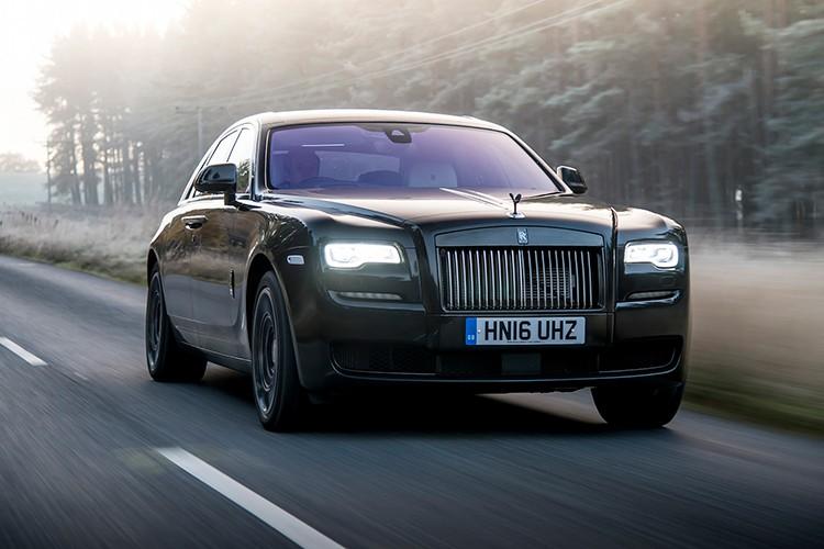 Sieu xe sang Rolls-Royce Ghost
