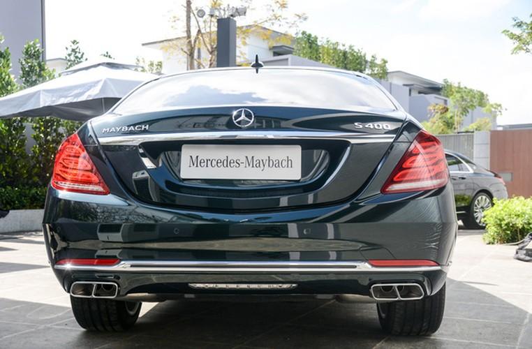 Sieu xe sang Mercedes-Maybach re nhat Viet Nam co gi?-Hinh-5