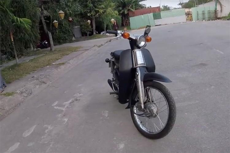 """Johnny Tri Nguyen chi 420k do Honda Cub 79 """"dong nat""""-Hinh-6"""