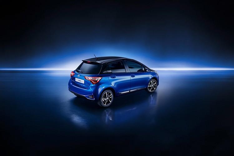 Toyota Yaris 2018 tre trung, nang dong va the thao hon-Hinh-2