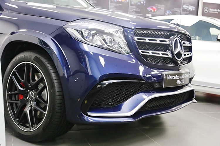 Can canh Mercedes-AMG GLS 63 gia 12 ty tai Viet Nam-Hinh-11