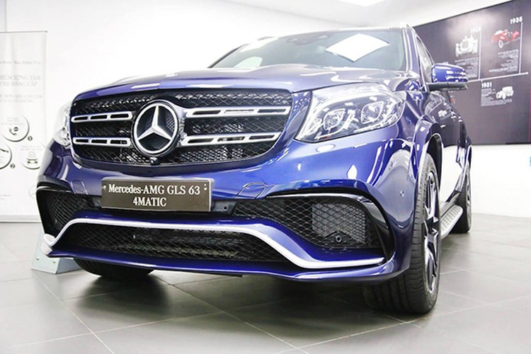 Can canh Mercedes-AMG GLS 63 gia 12 ty tai Viet Nam-Hinh-2