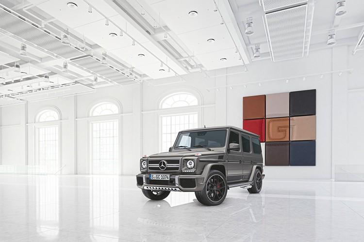 Phien ban dac biet moi cua Mercedes-Benz G-Class co gi?-Hinh-2