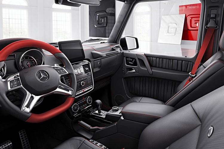 Phien ban dac biet moi cua Mercedes-Benz G-Class co gi?-Hinh-4