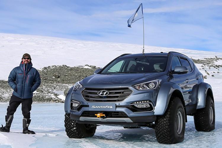 """Hyundai Santa Fe 2017 ban """"sieu ben"""" co gia hon 1 ty"""