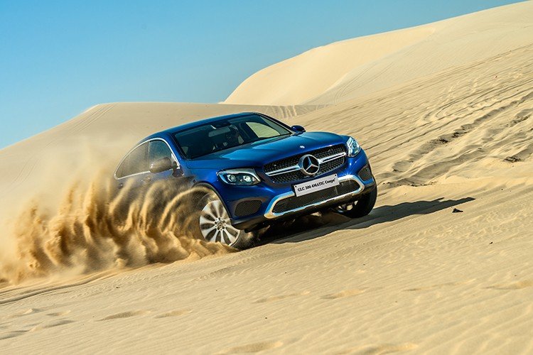 """Mercedes GLC 300 4MATIC Coupe """"chot gia"""" 2,9 ty tai VN-Hinh-3"""
