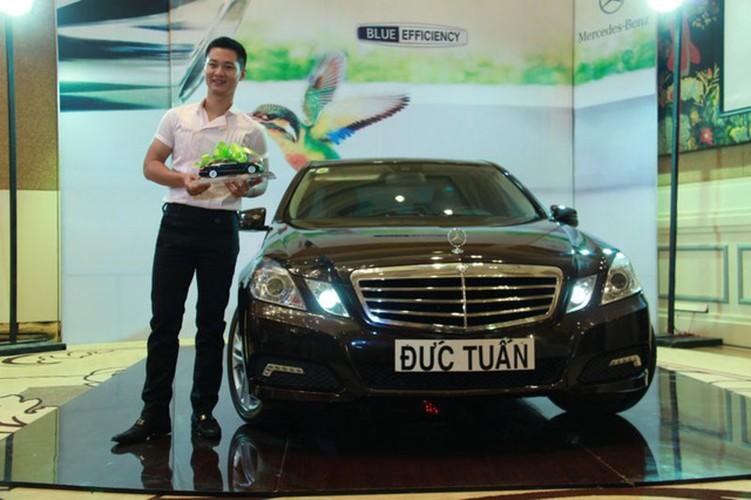 """Ca si Duc Tuan chi 4 ty """"tau"""" Mercedes-Benz S400L-Hinh-2"""