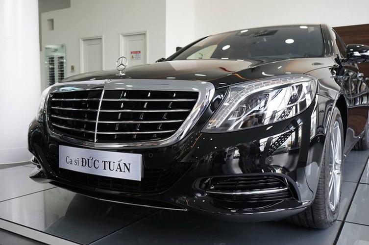 """Ca si Duc Tuan chi 4 ty """"tau"""" Mercedes-Benz S400L-Hinh-3"""
