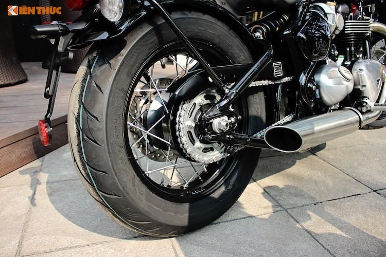 Cuong Do la tau cap moto Triumph Bonneville Bobber 1,1 ty-Hinh-9