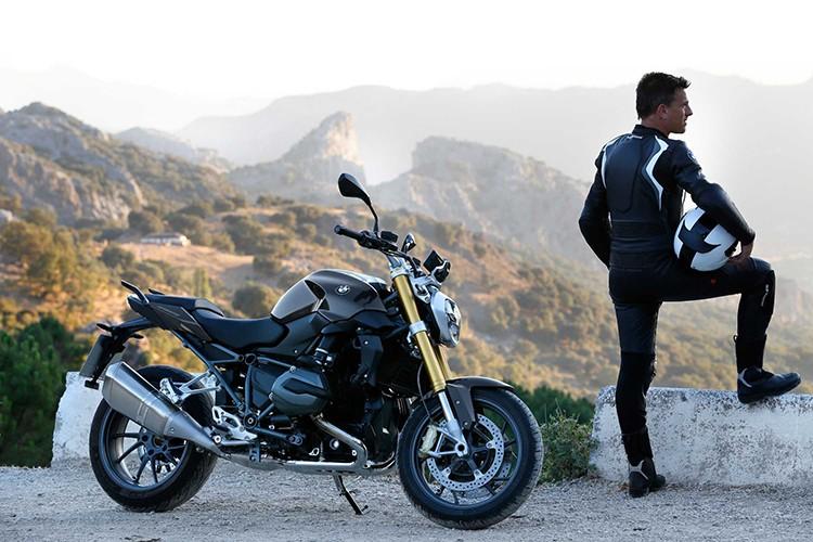 "Moto BMW R1200R Black Edition ""chot gia"" 394 trieu-Hinh-10"