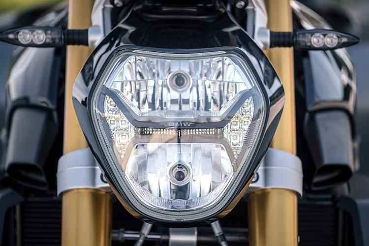 "Moto BMW R1200R Black Edition ""chot gia"" 394 trieu-Hinh-3"