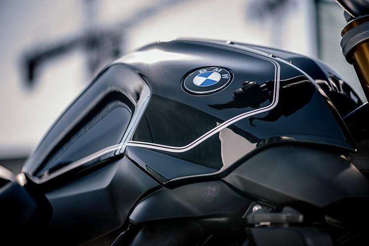"Moto BMW R1200R Black Edition ""chot gia"" 394 trieu-Hinh-5"