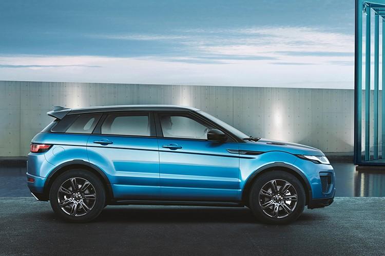 Range Rover Evoque ban dac biet gia 1,16 ty tai Anh-Hinh-2