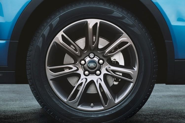 Range Rover Evoque ban dac biet gia 1,16 ty tai Anh-Hinh-6