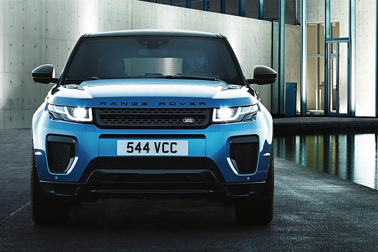 Range Rover Evoque ban dac biet gia 1,16 ty tai Anh