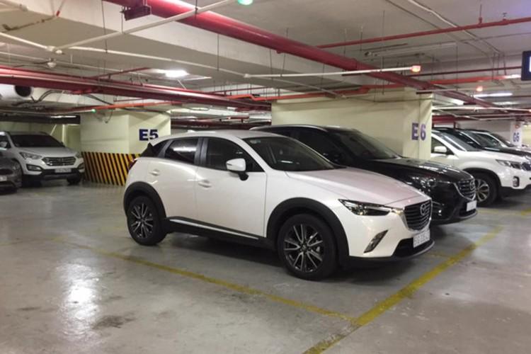 """Soi"" Mazda CX-3 gia re ra bien trang tai Viet Nam-Hinh-2"