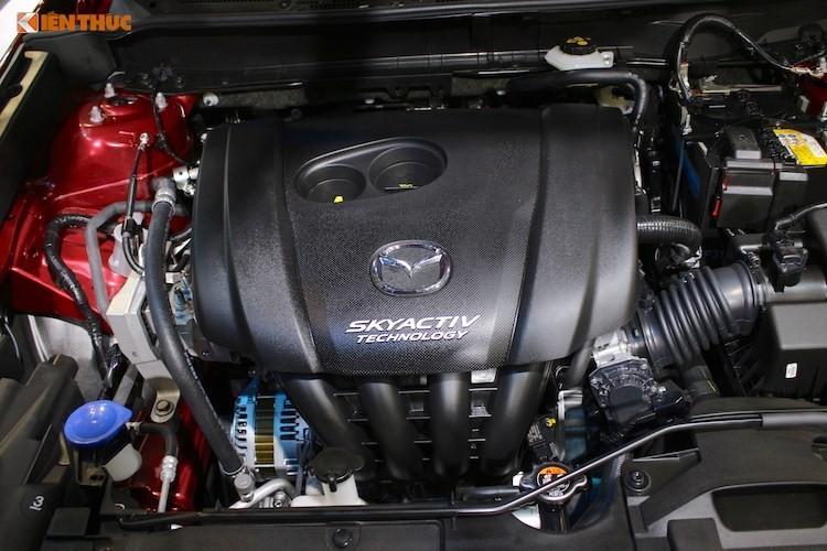 """Soi"" Mazda CX-3 gia re ra bien trang tai Viet Nam-Hinh-5"