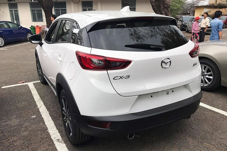 """Soi"" Mazda CX-3 gia re ra bien trang tai Viet Nam-Hinh-6"