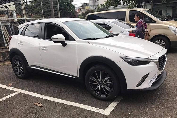 """Soi"" Mazda CX-3 gia re ra bien trang tai Viet Nam-Hinh-7"
