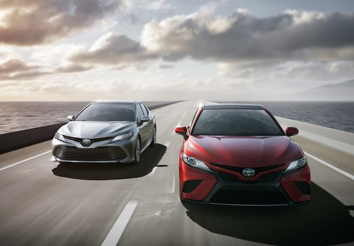 "Toyota Camry Hybrid 2018 ""uong xang"" sieu tiet kiem-Hinh-11"