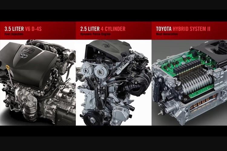 Toyota Camry phien ban 2018 sap cap ben Viet Nam?-Hinh-10