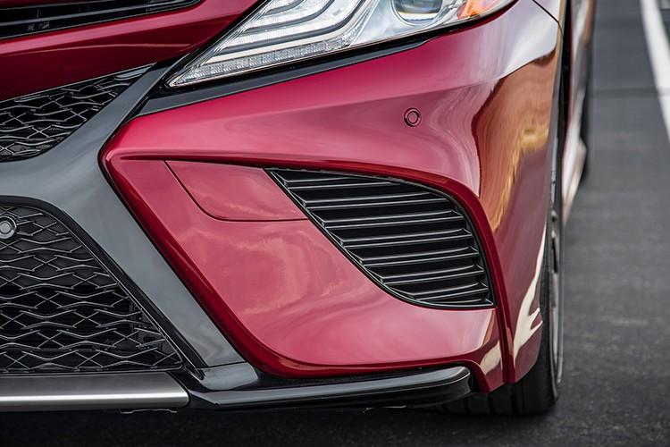 Toyota Camry phien ban 2018 sap cap ben Viet Nam?-Hinh-5