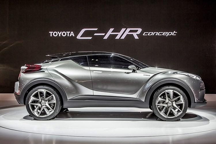 """Xe SUV co nho Toyota C-HR 2017 """"chay hang"""" tai Nhat Ban-Hinh-10"""