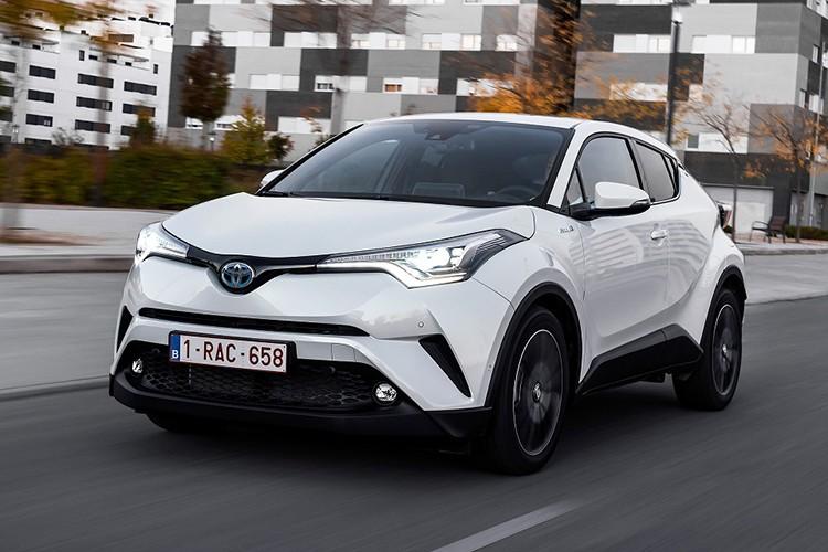 """Xe SUV co nho Toyota C-HR 2017 """"chay hang"""" tai Nhat Ban-Hinh-12"""
