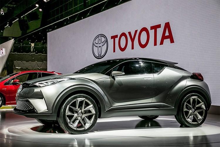"""Xe SUV co nho Toyota C-HR 2017 """"chay hang"""" tai Nhat Ban-Hinh-2"""