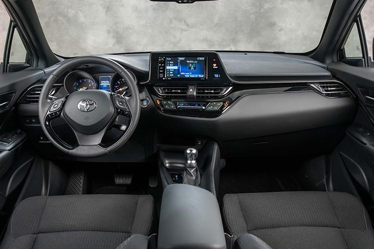 """Xe SUV co nho Toyota C-HR 2017 """"chay hang"""" tai Nhat Ban-Hinh-6"""