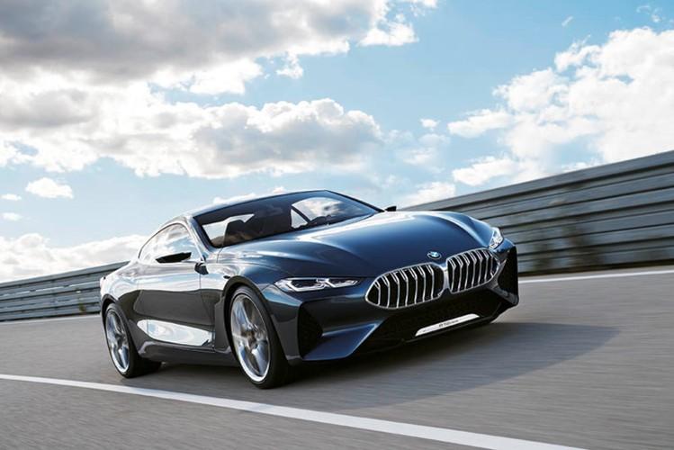 "BMW 8 Series co gi de ""dau"" Mercedes S-Class Coupe?-Hinh-12"