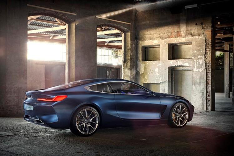 "BMW 8 Series co gi de ""dau"" Mercedes S-Class Coupe?-Hinh-2"