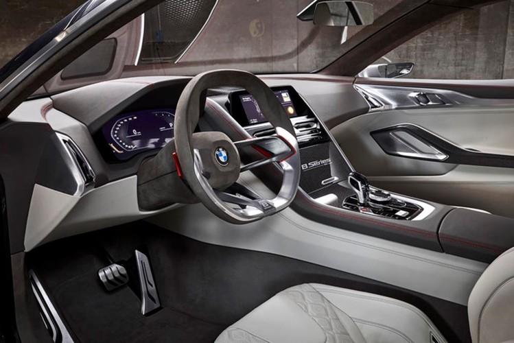 "BMW 8 Series co gi de ""dau"" Mercedes S-Class Coupe?-Hinh-6"