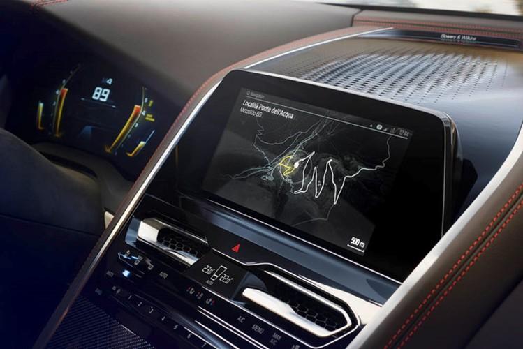 "BMW 8 Series co gi de ""dau"" Mercedes S-Class Coupe?-Hinh-7"