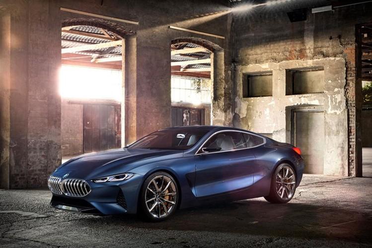 "BMW 8 Series co gi de ""dau"" Mercedes S-Class Coupe?"