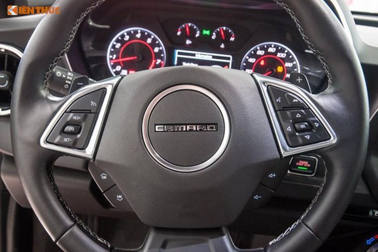 Chevrolet Camaro 2017 mui tran hon 3 ty tai Sai Gon-Hinh-7