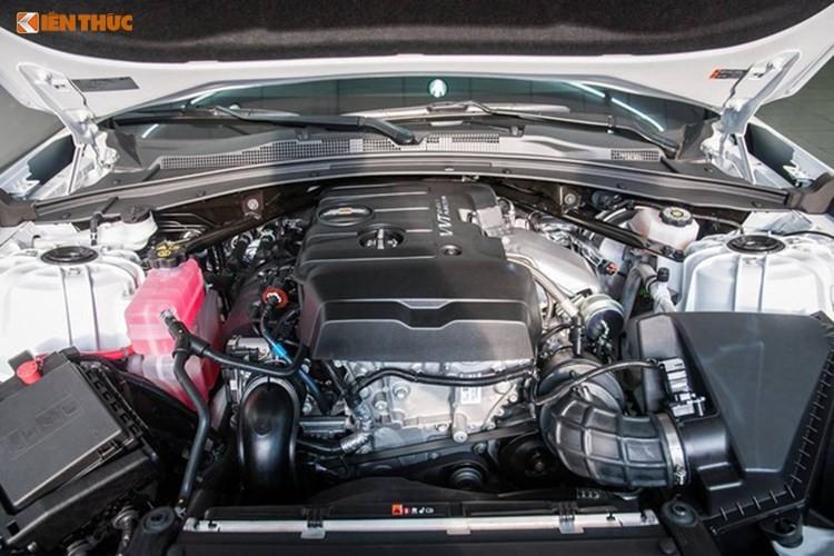 Chevrolet Camaro 2017 mui tran hon 3 ty tai Sai Gon-Hinh-9