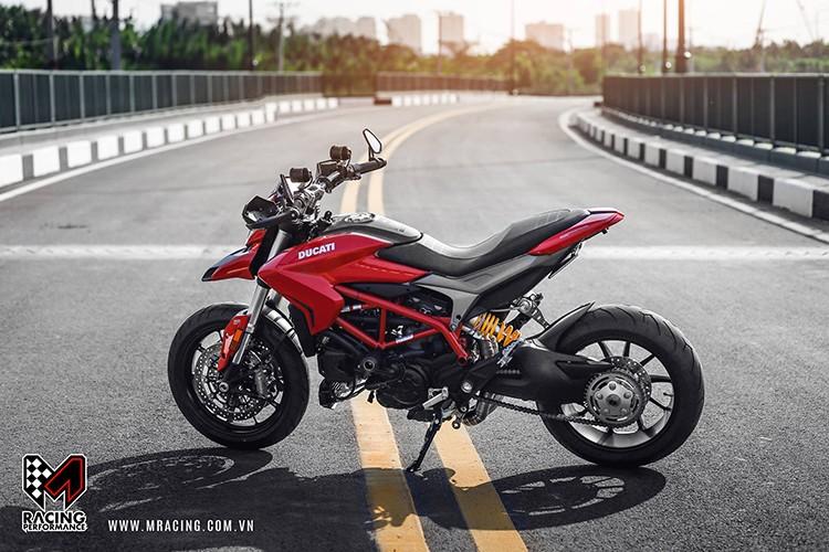 Moto Ducati Hypermotard moi gia 487 trieu tai Sai Gon-Hinh-2