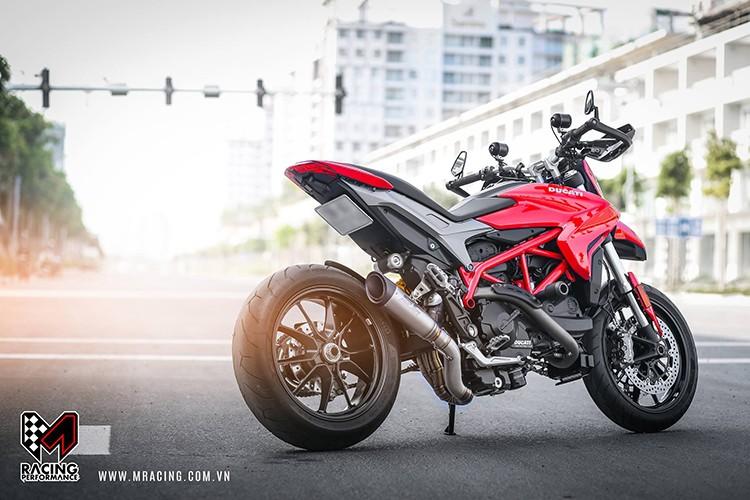 Moto Ducati Hypermotard moi gia 487 trieu tai Sai Gon-Hinh-3