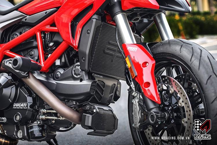 Moto Ducati Hypermotard moi gia 487 trieu tai Sai Gon-Hinh-4