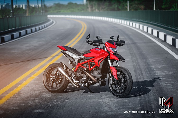 Moto Ducati Hypermotard moi gia 487 trieu tai Sai Gon-Hinh-9