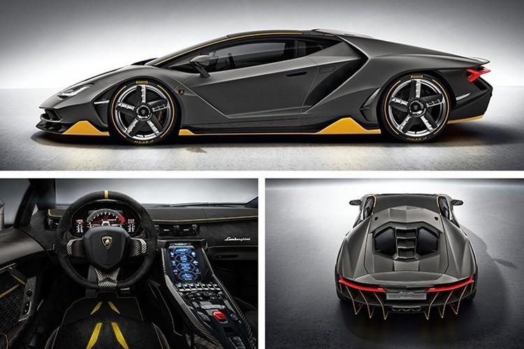 Lamborghini Centenario trieu do dau tien den Anh quoc-Hinh-9
