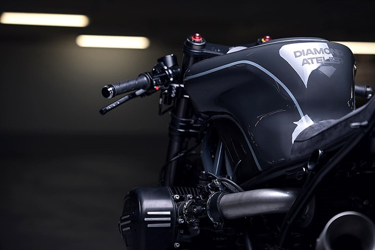 Moto BMW R Nine T do cafe race phong cach vien tuong-Hinh-5
