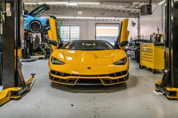 """Dap thung"" Lamborghini Centenario mau doc gia 43 ty-Hinh-8"